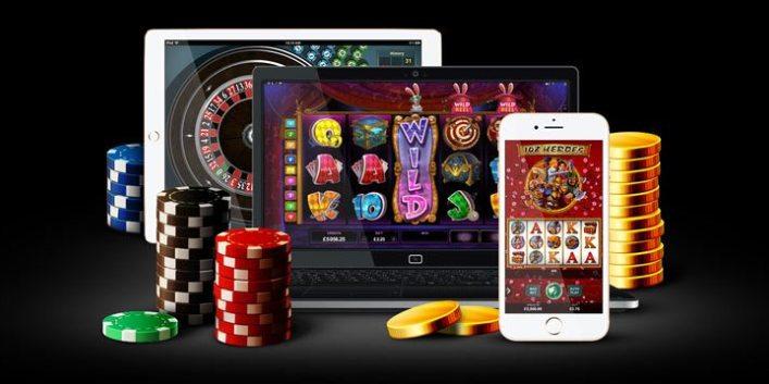 Online casino har alla möjliga spel